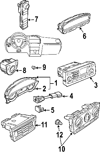 saabman 93 parts diagrams Saab 9 5 Engine Diagram front bumper
